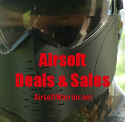 AirRattle End of Year Sale {my picks} | AirsoftWarrior.net