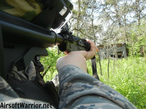 Airsoft Tactics: Woodland | AirsoftWarrior.net