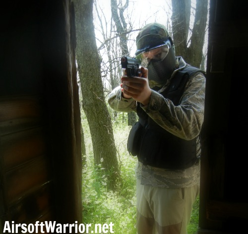 Airsoft CQB Basic: Tactics for Buildings | AirsoftWarrior.net