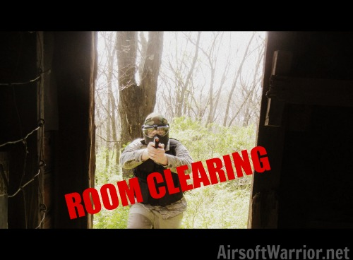 Airsoft CQB: Room Clearing | AirsoftWarrior.net