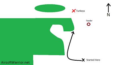 Turkey Hunt-Change of Plans | AirsoftWarrior.net