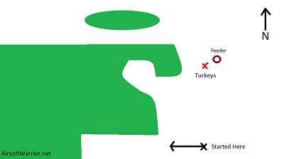Turkey Hunt-Start | AirsoftWarrior.net