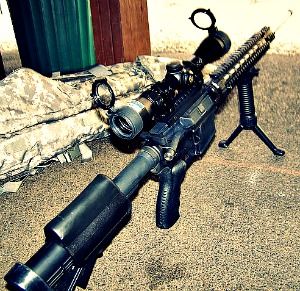 Which Airsoft Weapon Are You?:  Bolt Action Sniper Rifle | AirsoftWarrior.net