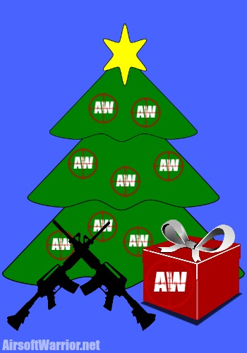 The Airsoft Warrior's Christmas Buyer's Guide   AirsoftWarrior.net