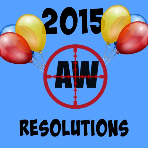 2015 Resolutions Post | AirsoftWarrior.net