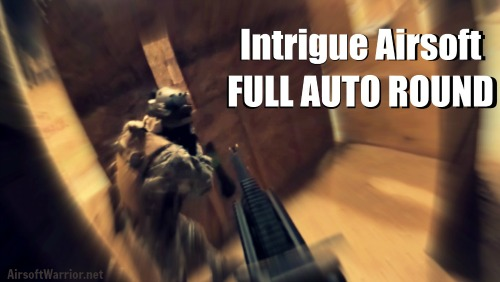 Intrigue Airsoft Gear and  Full Auto Round | AirsoftWarrior.net