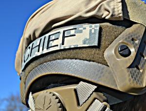 """Chief"" Helmet | AirsoftWarrior.net"