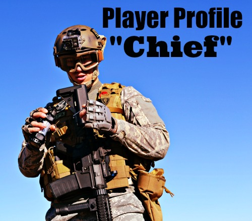 """Player Profile: """"Chief"""" 