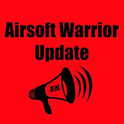 Airsoft Warrior Update | AirsoftWarrior.net