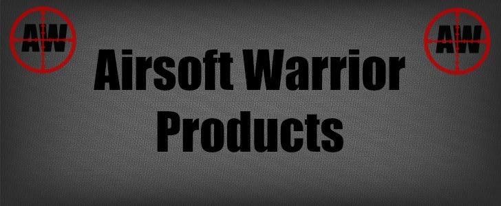 Airsoft Warrior Products Page Header   AirsoftWarrior.net