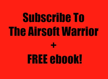 Sign up for Airsoft Warrior updates !