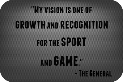 My Vision - Quote by The General | AirsoftWarrior.net