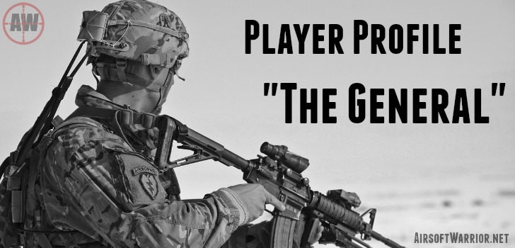 "Player Profile ""The General"" 