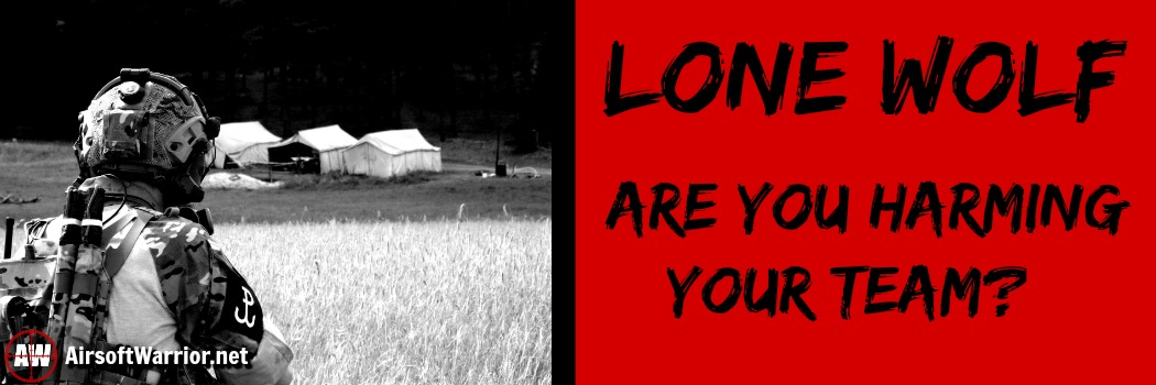 Lone Wolf: Are You Harming Your Team