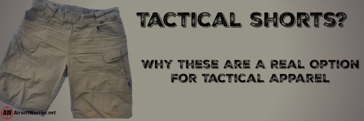 Tactical Shorts | AirsoftWarrior.net